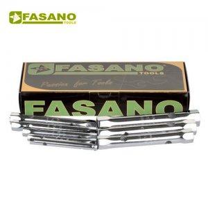 Σετ σωληνωτά κλειδιά 13τεμ. 6-32mm FG 614B/S13 FASANO Tools