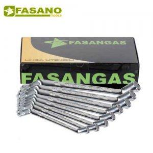 Σετ πολύγωνα κλειδιά 13 τεμαχίων 6-32mm FG 615/SC13 FASANO Tools Κλειδιά