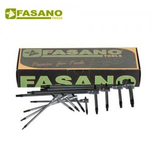 Σετ άλλεν ταφ 8 τεμαχίων 2-10mm FG 621H/S8C FASANO Tools Κλειδιά