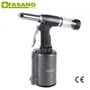 Πριτσιναδόρος αέρος 3 - 6,4mm βαρέως τύπου FGA 336 FASANO Tools Πριτσιναδόροι