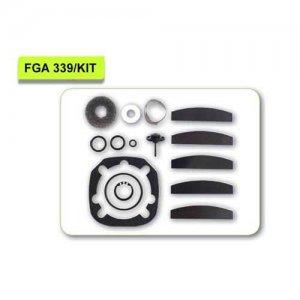 Κιτ συντήρησης για τροχό αέρος 115mm FGA 339/KIT FASANO Tools Γωνιακοί Τροχοί