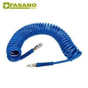 Λάστιχο αέρος σπιράλ 12m 8x12mm FGA 383/2 FASANO Tools Ανέμες - Καρούλια