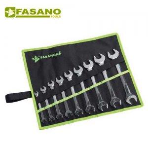 Σετ γερμανικά κλειδιά 13 τεμαχίων 6-32mm σε θήκη 602/SP13 FASANO Tools Κλειδιά