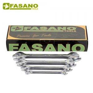 Σετ με 7 γερμανικά κλειδιά 6-19mm FG 602/SC7 FASANO Tools Κλειδιά