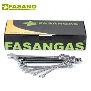 Σετ με 16 γερμανοπολύγωνα κλειδιά 6-32mm FG 600/SC16 FASANO Tools Κλειδιά
