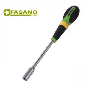 Κατσαβίδια καρυδάκια εξάγωνα σειράς FG 22/FX FASANO Tools | Εργαλεία Χειρός - Κατσαβίδια & Μύτες | karaiskostools.gr