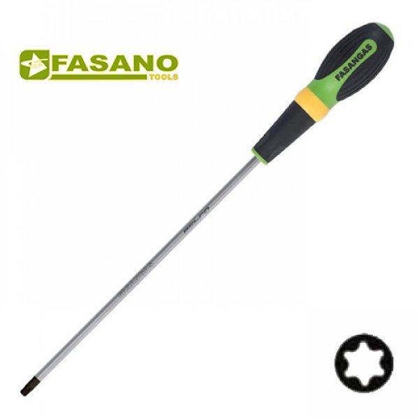 Κατσαβίδια Torx μακρυά x400mm σειράς FG 22XL/TX FASANO Tools | Εργαλεία Χειρός - Κατσαβίδια & Μύτες | karaiskostools.gr