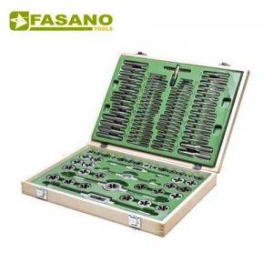 Συλλογή κολαούζα - φιλιέρες & εξαρτήματα 110τεμαχίων FG 70/S110 FASANO Tools Πριόνισμα - Κοπή