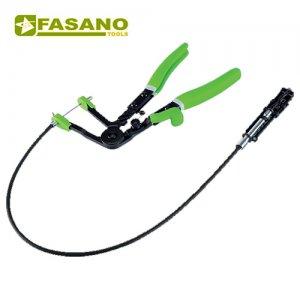 Πένσα σφιγκτήρων με εναλλασόμενα άκρα ντίζας για κολάρα FG 172/AS2 FASANO Tools | Εργαλεία Συνεργείου - Ψύξη - Κλιματισμός | karaiskostools.gr