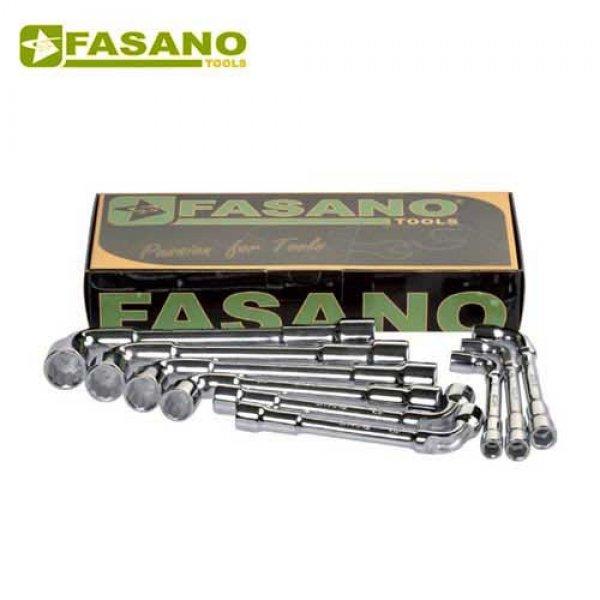 Σετ με 11 κλειδιά πίπας 6-22mm FG 613/S11 FASANO Tools Κλειδιά