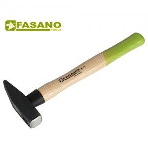 Σφυριά μηχανικού με ξύλινη λαβή σειράς FG 132/H FASANO Tools  | Εργαλεία Χειρός - Σφυριά | karaiskostools.gr