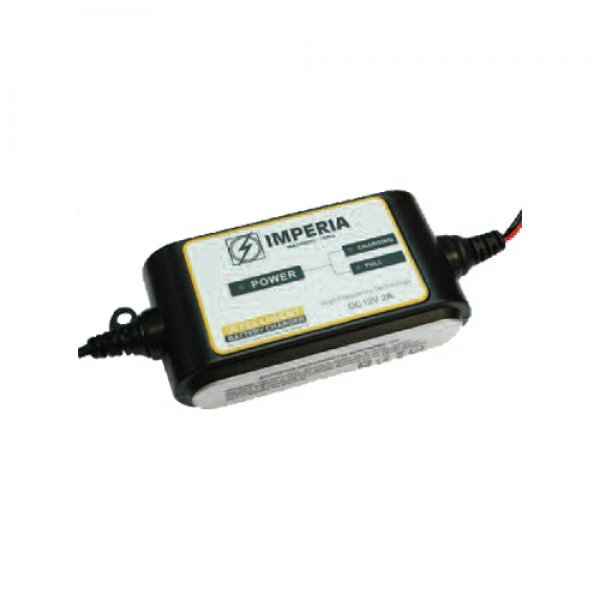 Ηλεκτρονικός φορτιστής μπαταριών αυτόματος 12V 2Ah EXPRESS 60121 Φορτιστές Μπαταριών