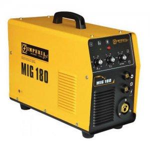 Ηλεκτροσυγκόλληση inverter (MIG) 5,3 KVA 230 V MIG 180 IMPERIA - 65652