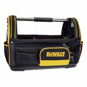 Τσάντα μεταφοράς εργαλείων ανοιχτού τύπου με λαβή & θήκες 1-79-208 DEWALT