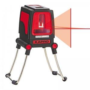Αλφάδι laser 2 ακτίνων κόκκινο 872L KAPRO 633112| Ηλεκτρικά Εργαλεία - Όργανα Μέτρησης | karaiskostools.gr
