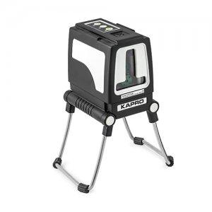 Αλφάδι laser 2 ακτίνων πράσινο 872G KAPRO 633113 | Ηλεκτρικά Εργαλεία - Όργανα Μέτρησης | karaiskostools.gr