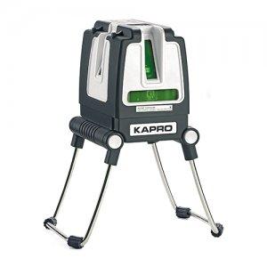 Αλφάδι laser 3 ακτίνων πράσινο 873G KAPRO 633115 | Ηλεκτρικά Εργαλεία - Όργανα Μέτρησης | karaiskostools.gr
