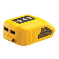 Φορτιστής φορητός USB ηλεκτρικών συσκευών για XR LI-ION 10.8V-18V DCB090 DEWALT Αξεσουάρ Εργαλείων
