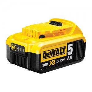 Μπαταρία συρόμενη XR LI-ION 5.0A 18V DCB184 DEWALT Αξεσουάρ Εργαλείων