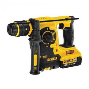Πιστολέτο SDS-Plus 24mm 18Volt 2.1Joule XR λιθίου 4.0A 18V DCH254M2 DEWALT Εργαλεία Μπαταρίας