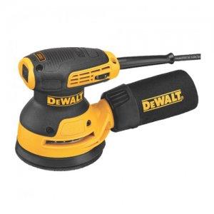 Τριβείο παλμικό 125mm 280 Watt DEWALT DWE6423