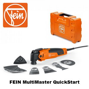 FEIN MultiMaster QuickStart Παλμικό εργαλείο 350 Watt FMM 350QSL Παλμικά Εργαλεία