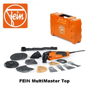 FEIN MultiMaster Top Παλμικό εργαλείο 350 Watt FMM 350QSL Παλμικά Εργαλεία