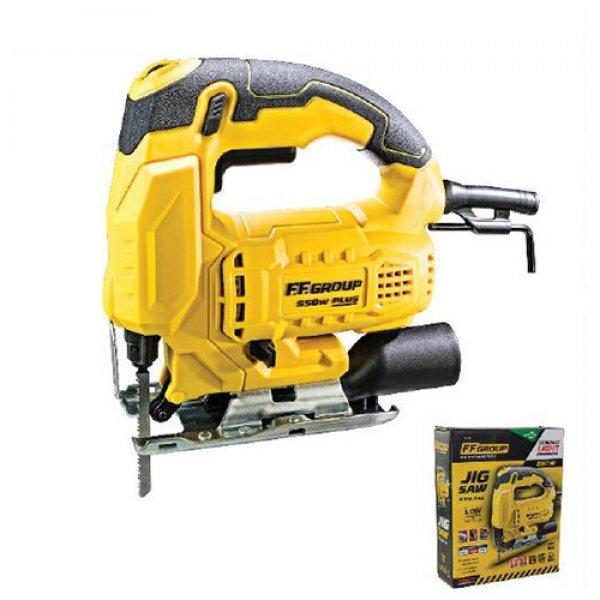 Σέγα χειρός ηλεκτρική 550 Watt JS 550 PLUS FF GROUP | Ηλεκτρικά Εργαλεία - Σέγες | karaiskostools.gr