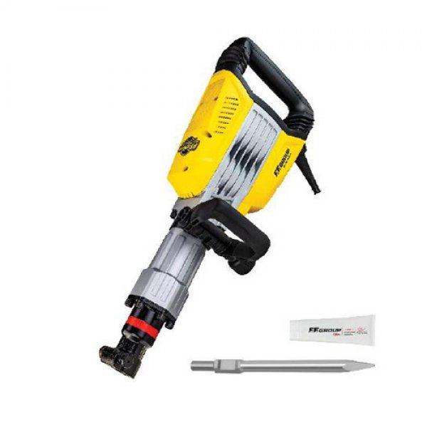 Σκαπτικό πιστολέτο ΗΕΧ 30 14.2kg  48 Joule 1750Watt DH 15-30 PRΟ FF GROUP | Ηλεκτρικά Εργαλεία - Κρουστικά Δράπανα | karaiskostools.gr