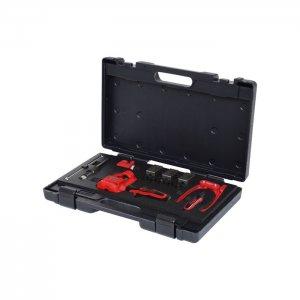 Σετ εργαλείο αναδίπλωσης σωλήνων φρένων γενικής xρήσης FLAREFIX 1, 16 τεμαχίων 122.1290 KS TOOLS