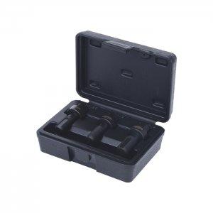 Σετ επισκευής σπειρωμάτων παξιμαδιών τροχών, 3 τεμαχίων 150.1355 KS TOOLS