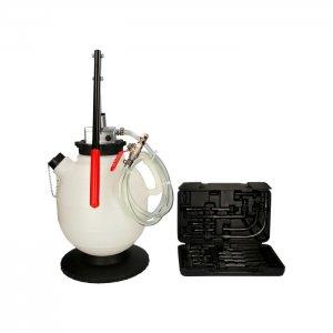 Σετ σύστημα πλήρωσης λαδιού κιβωτίου ταχυτήτων γενικής χρήσης με σετ αντάπτορες 15 τεμαχίων 150.9275 KS TOOLS
