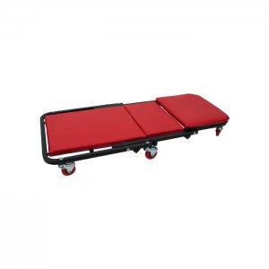 Ξαπλώστρα συνεργείου και πτυσσόμενο κάθισμα, 1040x490mm 500.8011 KS TOOLS