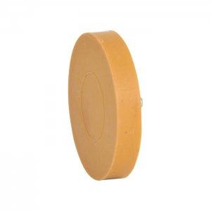Λαστιχένιος δίσκος ξυσίματος, 90mm 515.1243 KS TOOLS