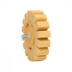Λαστιχένιος δίσκος ξυσίματος με ελάσματα 515.1247 KS TOOLS