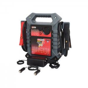 Εκκινητής μπαταριών 12V, φορητή συσκευή υποβοήθησης εκκίνησης 700 A 550.1710 KS TOOLS