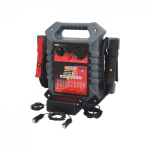 Εκκινητής μπαταριών 12V+24V, φορητή συσκευή υποβοήθησης εκκίνησης 1400 A 550.1720 KS TOOLS