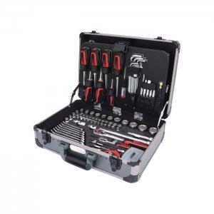 """Σετ εργαλεία γενικής χρήσης 1/4"""" και 1/2"""", 149 τεμαχίων 911.0649 KS TOOLS"""