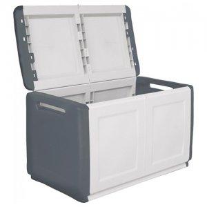 ARTPLAST Μπαούλο πλαστικό  2 όγκων CUBE CB2/T 960x530x570 610030
