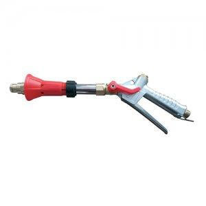 Πιστόλι ψεκασμού turbo με λαβή αλουμινίου KRAFT 621273 | Σπίτι & Κήπος | Ψεκαστήρες - Ψεκαστικά | Εργαλεία karaiskostools.gr