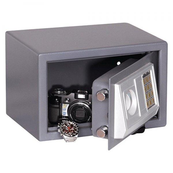 Χρηματοκιβώτιο ηλεκτρονικό UNIMAC HS-200E - 631301 | Χρηματοκιβώτια | Σπίτι - Κήπος | Εργαλεία karaiskostools.gr
