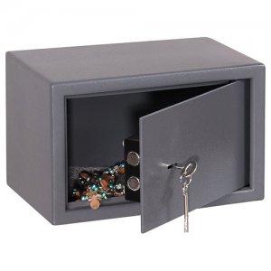 Χρηματοκιβώτιο με κλειδαριά UNIMAC HS-200K - 631309  | Χρηματοκιβώτια | Σπίτι - Κήπος | Εργαλεία karaiskostools.gr