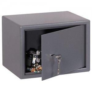 Χρηματοκιβώτιο με κλειδιαριά UNIMAC HS-250K - 631310  | Χρηματοκιβώτια | Σπίτι - Κήπος | Εργαλεία karaiskostools.gr