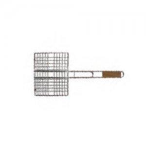 Σχάρα ψησίματος με ξύλινη χειρολαβή 661394 UNIMAC Ψησταριές - Ψηστιέρες