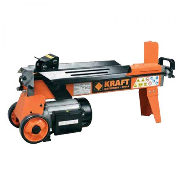 Σχίστης ξύλων 7 Ton 2300Watt KRAFT  - 691042 | Σπίτι & Κήπος - Εργαλεία Κήπου - Σχίστες Ξύλων | karaiskostools.gr