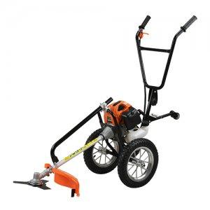 Θαμνοκοπτικό βενζίνης τροχήλατο 62 cc. - 3,0 Hp KRAFT 691061| Σπίτι & Κήπος - Εργαλεία Κήπου - Θαμνοκοπτικά - Θαμνοκοπτικά Βενζίνης | karaiskostools.gr