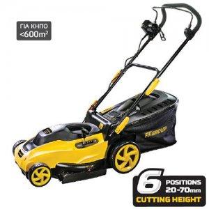 Ηλεκτρική μηχανή κοπής γκαζόν 1600W ELM 38/1600 PLUS FF GROUP | Σπίτι & Κήπος - Εργαλεία Κήπου - Μηχανές Γκαζόν | karaiskostools.gr