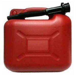 Δοχείο καυσίμων πλαστικό 5 λίτρων Αλυσοπρίονα