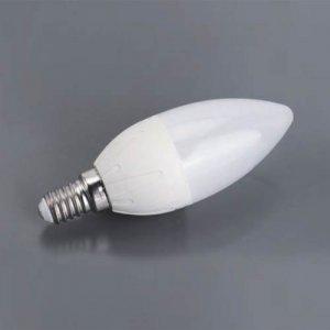 COM Λάμπα LED κερί 6 Watt 460 lumen E14 3000 kelvin Φωτισμός LED