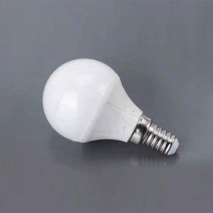 COM Λάμπα LED σφαιρική 6 Watt 460 lumen E14 3000 kelvin Φωτισμός LED